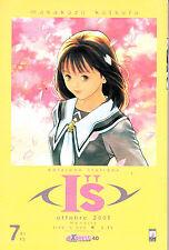"""I""""S di Masakazu Katsura n°  7 - Ed. Star Comics - SCONTO 15%"""