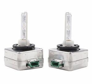 Set(2) D3S/D3C/D3R HID Xenon Bulb Replace Factory HID Headlight Pair 6000K White