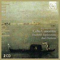 NEW Vivaldi: Cello Concertos (Audio CD)