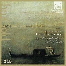 Vivaldi: Cello Concertos (CD, May-2013, 2 Discs, Harmonia Mundi (Distributor))