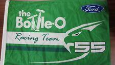FORD MUSTANG FALCON BOTTLE-O RACING TEAM FLAG V8 SUPERCARS BATHURST PRA