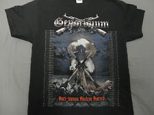 GENOCIDIUM- Anti-Human Nuclear Hatred. T-shirt  MEDIUM size