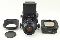 ***Mint*** Mamiya RZ67 Pro Film Camera w/ Sekor Z 50mm F/4.5W Lens From Japan