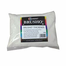 Colourcraft Brusho Crystal Colour Thickener for Glazes and Printing 100g