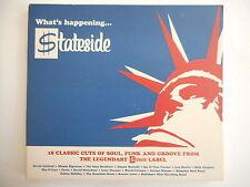 WHAT'S HAPPENING ... STATESIDE : MEMPHIS SOUL BAND - [CD ALBUM] --> PORT GRATUIT