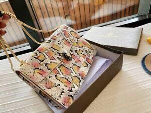 BULGARI  Serpenti Forever Flap Medium Bag