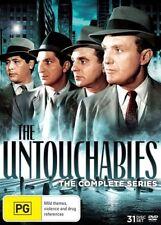 The Untouchables (DVD, 2016, 31-Disc Set)
