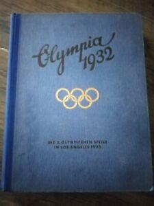 Buch olympia 1932 sammelalbum