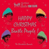 THE BEATLES -The Official Fan Club Christmas Records-7 x 7COLOUR VINYL SINGLES