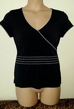 V Neck Fitted Tops & Shirts Size NEXT for Women