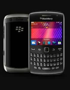 BlackBerry Curve 9360 - Black AT&T/Tmobile Qwerty GSM 3G Smartphone, (locked)