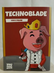 Youtooz Collectibles Technoblade #47 Collection Vinyl Figure Rare New Unopened