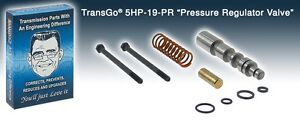 ZF 5HP19 Transmission Upgraded Pressure Regulator BMW VW Transgo (SK5HP19-PR)*