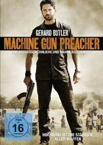 Machine Gun Preacher - DVD / Blu-ray - *NEU*