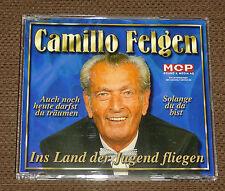 Eurovision 1960 Luxembourg Camillo Felgen Solange du da bist CD single