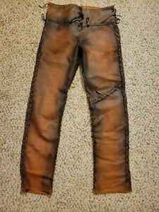 Aragorn Pants Medieval Renaissance LOTR Cosplay Costume Pants