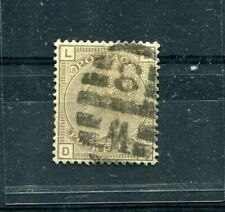 UK (GREAT BRITAIN) 1876/80  stamp 4p - plate 18 - QUEEN VICTORIA  used