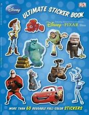 Disney Pixar Ultimate Sticker Book (ultimate Sticker Books): By DK Publishing
