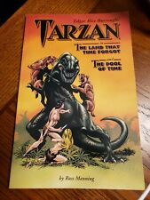 Tarzan In The Land That Time Forgot And The Pool Of Time Tpb Sc Fn Dark Horse