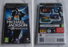 MICHAEL JACKSON the Experience -PAL- Sony PSP ULES 01512 FR