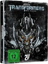 TRANSFORMERS 2: DIE RACHE (Blu-ray Disc, Steelbook) NEU+OVP