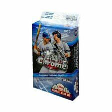 Topps Chrome 2020 MLB Trading Cards Hanger Box