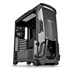 Thermaltake PC Gehäuse Versa N24 Midi Tower ATX Gaming Design Kabelmanagement
