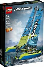 LEGO Technic 42105 Catamaran Katamaran 2-in-1-Set N6/20 DHL Versand