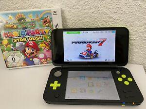 NEW Nintendo 2DS XL + 2 SPIELE