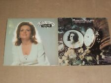 MARILYN SELLARS lot 2x LP gather me ONE DAY AT A TIME he's everywhere california
