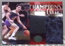 John Stockton card Champions of the Court 95-96 SP Championship #C27