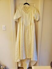 Vintage Wedding Dress Sz 14