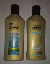 2 X Suave Professionals Body Lotion ( Moroccan & Sea Mineral Infusion )10oz Rare