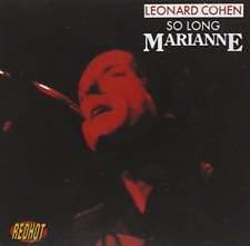 LEONARD COHEN -  So Long Marianne (Best Of/Greatest Hits) - CD - NEUWARE