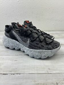 Nike Space Hippie 04 'Iron Grey-Photon Dust' Men Size 7/Women 8.5 [CZ6398-002]