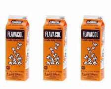 Flavacol Popcorn Flavoring salt, 3 Cartons, Gold Medal