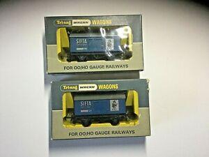 WRENN W4666 salt vans SIFTA, blue x 2- Period 2