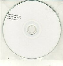 (DC980) Boy Of The Afterthought, Dead Cold Quiet - 2011 DJ CD