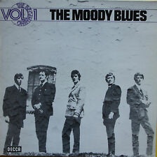 """Vinyle 33T The Moody Blues  """"The beginning - vol. 1"""""""