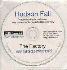(250K) Hudson Fall, The Factory - DJ CD