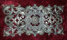 Gorgeous Gift  Sterling Silver Belt Buckle for a Sash Rare Victorian!