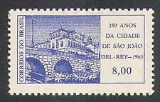 Brazil 1963 Bridge/Transport/Building/Engineering/Architecture/History 1v n38093