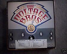 THE VOLTAGE BROS              Self titled debut record