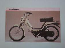 - RITAGLIO DI GIORNALE 1982 MOTOBECANE M11 M 11