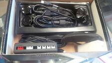 ScyTek SCY-104D-BLGloss Black Back-up VisionGuard Series Parking Sensor System