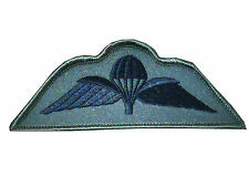 Parachute Regiment Airborne Subdued Wings Para Reg Wings Badge Army Military