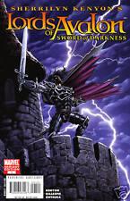 Lords of Avalon Sword of Darkness #1 Grummett Variant -