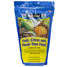 Fruit Citrus Pecan Tree Food 19-10-5 For All Types of Nut & Fruit Trees (4 lbs)