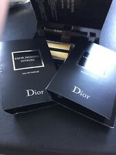DIOR HOMME INTENSE 3 x 1 ml EDP Eau de Parfum Spray Proben Luxus Reise NEU