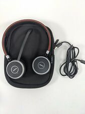 Jabra Evolve 65 On the Ear Bluetooth Wireless Headset - Black/ No Dongle